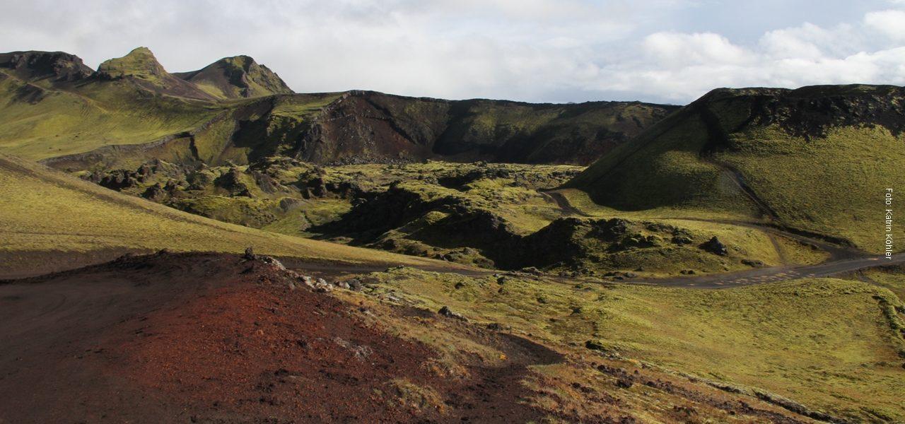 Island Reisen mit Fähre