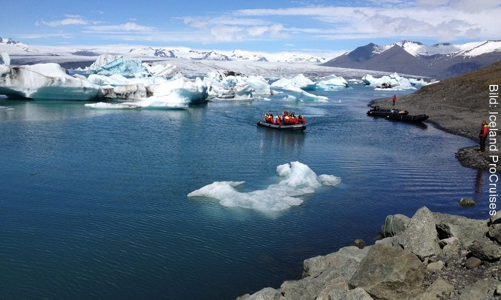 Island und Naturwunder Grönlands