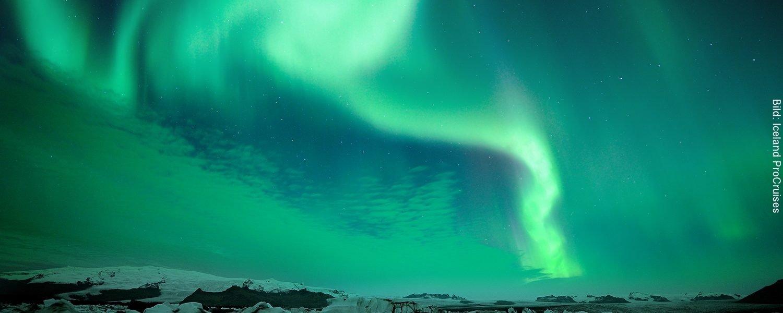 Island Nordlichter und Wale - Reiseverlauf